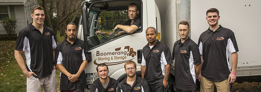 Boomerang Moving & Storage - Holyoke, MA