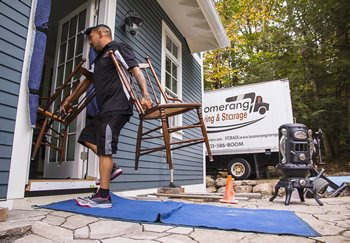 Boomerang Moving & Storage - Holyoke, MA